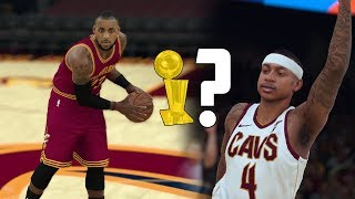 Can The Cavaliers Make The NBA Finals Without Kyrie Irving? NBA 2K17 Simulation!
