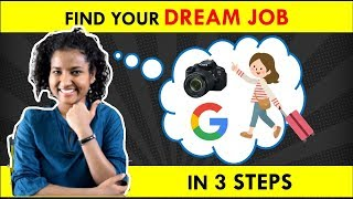 How to find your DREAM Job when you feel STUCK in your Career 😕.