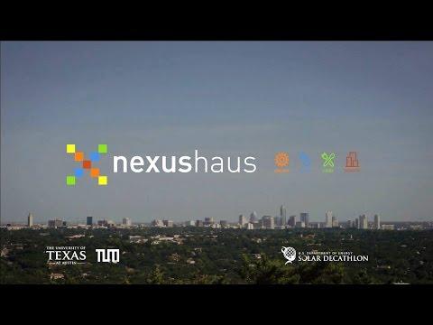 Nexushaus Audiovisual -Texas/Germany Solar Decathlon 2015