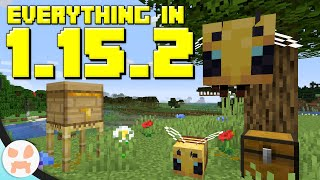 BEE CHANGES! | Everything New in Minecraft 1.15.2