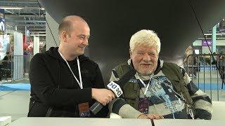 Tomasz Knapik - Wywiad, sonda i prelekcja (Comic Con 2017 Fall Edition)