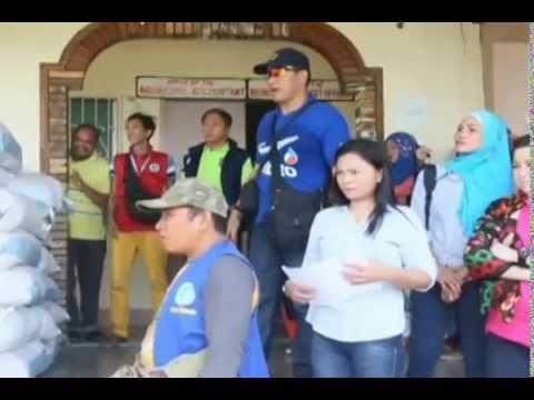 ARMM HEART nagsagawa ng relief operation sa mga biktima ng baha sa Maguindanao