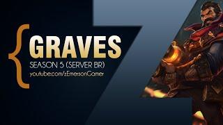 League of Legends -  Graves (Season 5: BR)