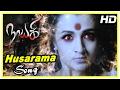 Nayaki Tamil Movie Scenes | Husarama song | Trisha kills Ganesh | Satyam Rajesh realise his mistake