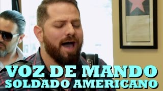 voz de mando soldado americano versin pepe s office