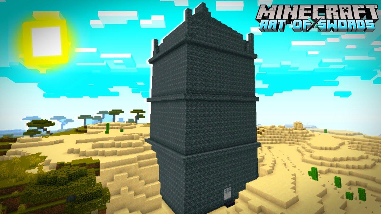 Subindo a primeira Torre!! - Art Of Swords v2.0.0 (Sword Art Online)