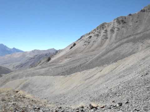 360 view Andes crash site (1972)