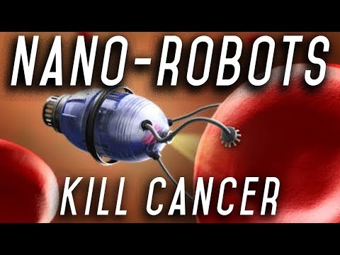 Cancer Killing Nanobots - YouTube