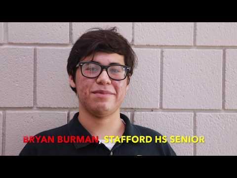 Bryan Burman - Superintendent's Student Advisory Council