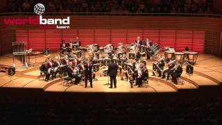 Black Dyke Band plays Life's Pageant - Brass-Gala 2016 (3)