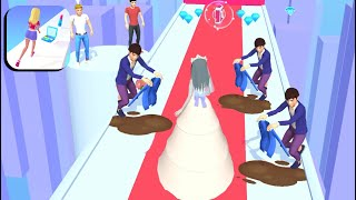 👰 Makeover Run 💄👗 All Levels Gameplay Android,ios screenshot 4