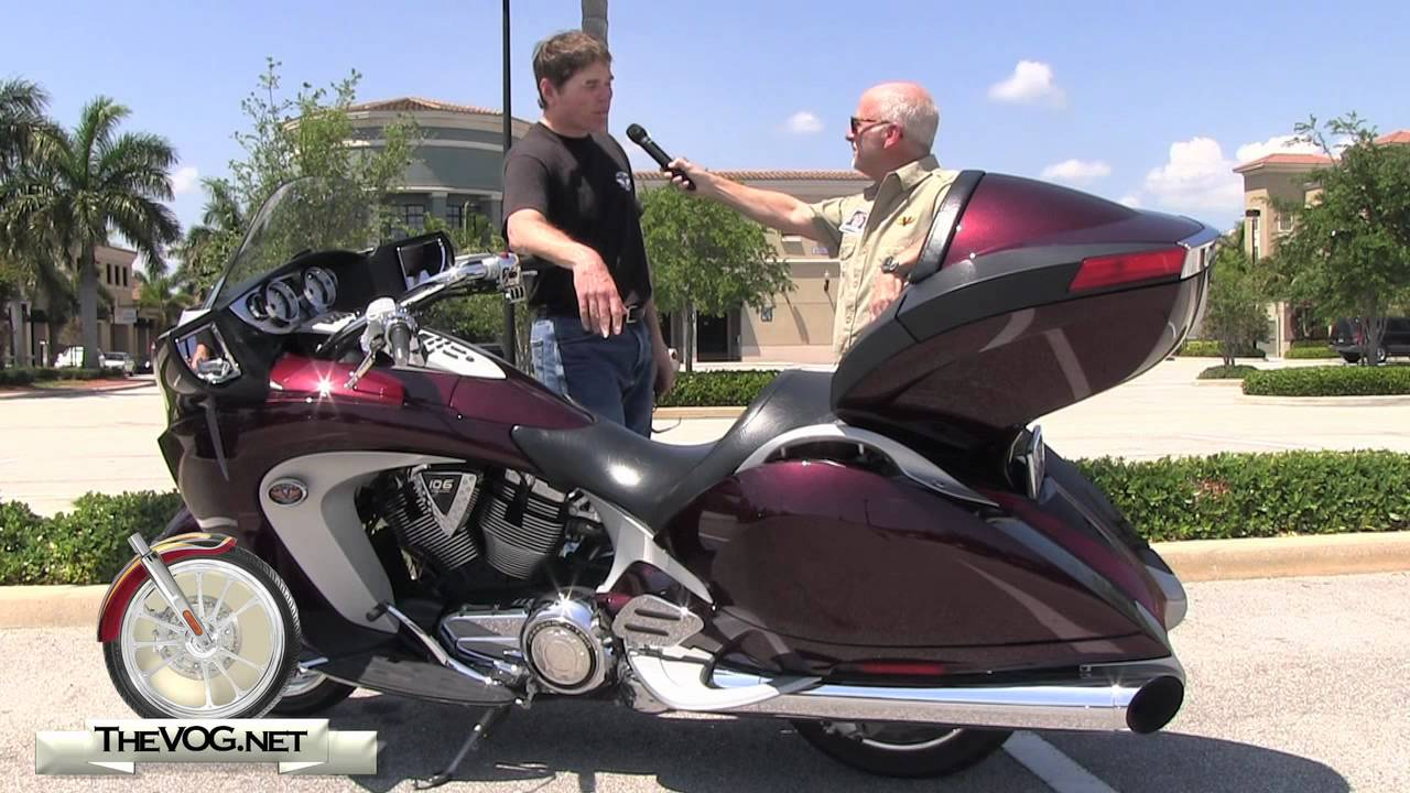 Victory Vision Motorcycle Rider Review - Includes Information On ...