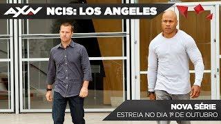 #NCISLosAngelesAXN - Faces da justiça