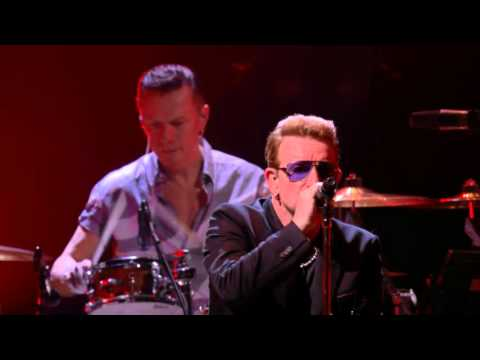 U2  Where The Streets Have No Name  Paris 111115  HD