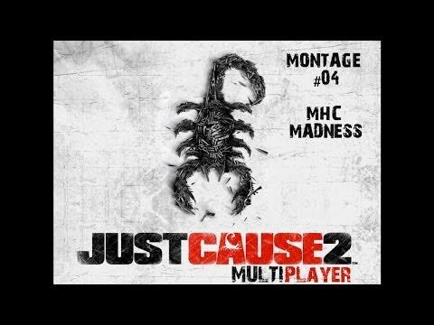 Just Cause 2 Multiplayer Montage #4 October 2012 Beta - MHC Mayhem