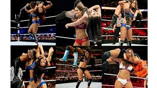 Nikki Bella Top 10 Rack Attack's