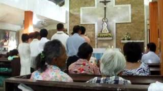 POLO BANGA AKLAN CHURCH WEDDING