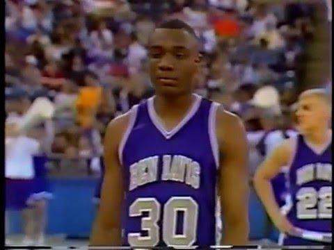 1995 IHSAA State Championship: Ben Davis 58, Merrillville 57