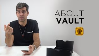 """Tutorial """"How to use IMPulse K1"""" Part 4 - About VAULT 