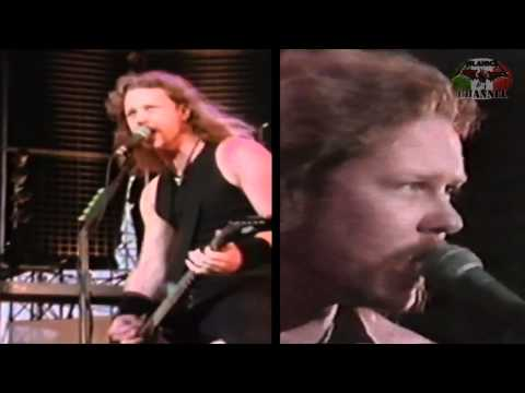 Metallica - Enter Sandman - Moscow - [Re-Edited + Audio upgrade] - 1991