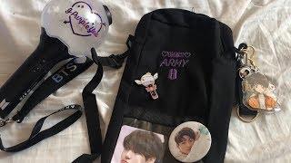 ✨Holo sticker & ARMY bag   @jkvnoonasph