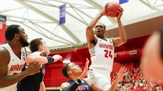 Radford University Men's Basketball Season Highlights