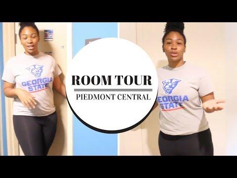 Piedmont Central Dorm Tour | Georgia State University