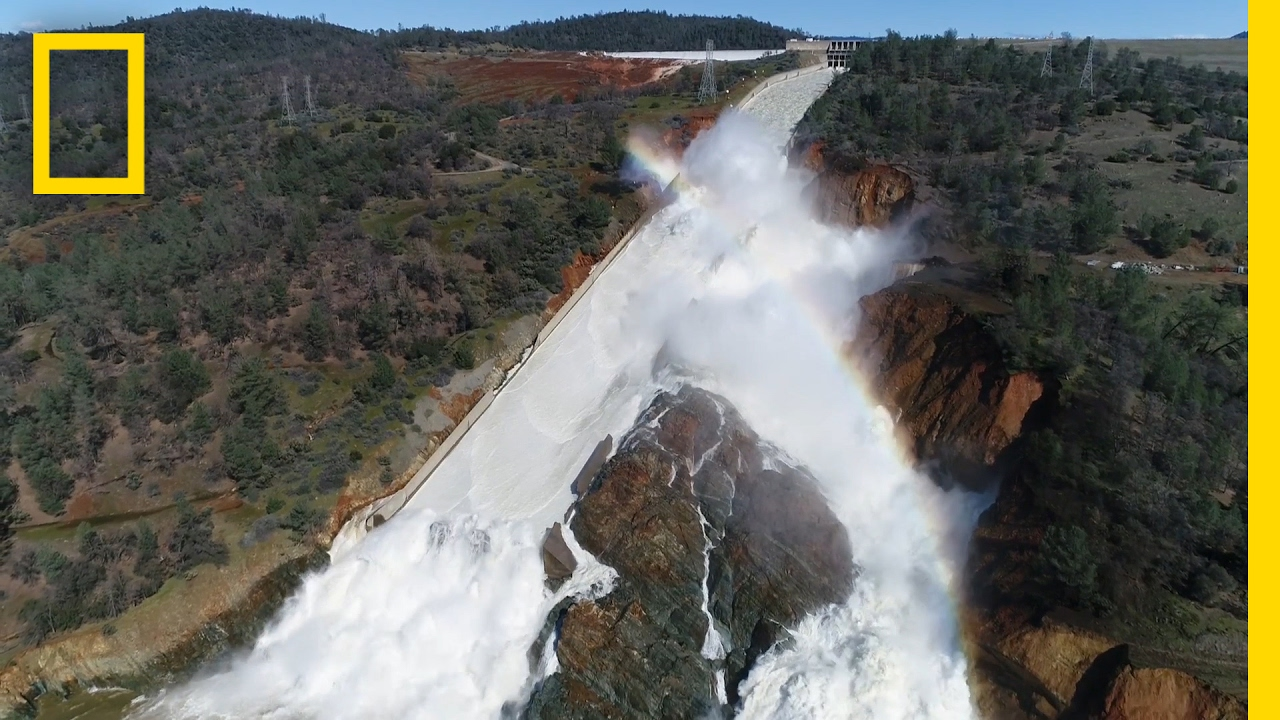 What Happened at the Oroville Dam? - Practical Tangent