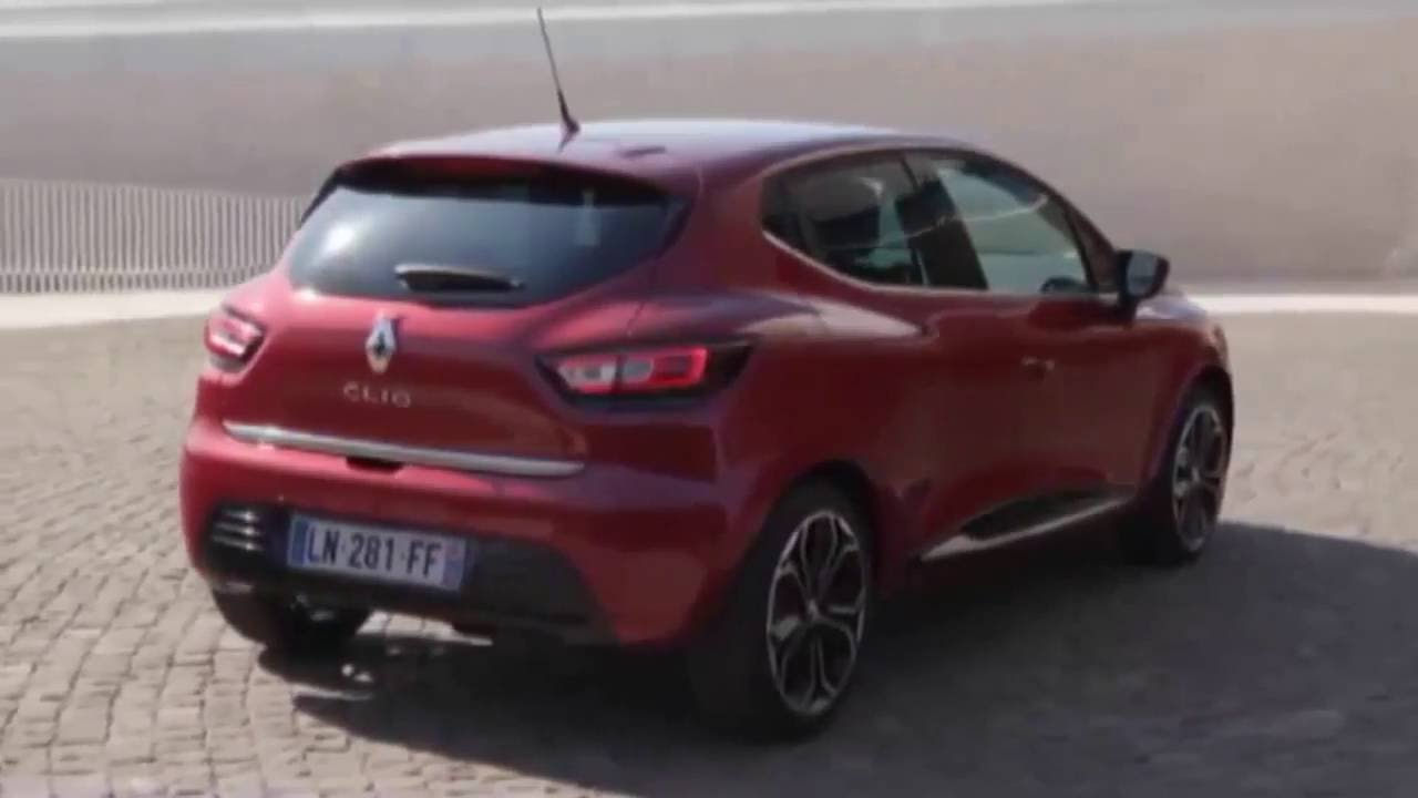 2017 new renault clio interior and exterior yeni clio 2017 youtube. Black Bedroom Furniture Sets. Home Design Ideas