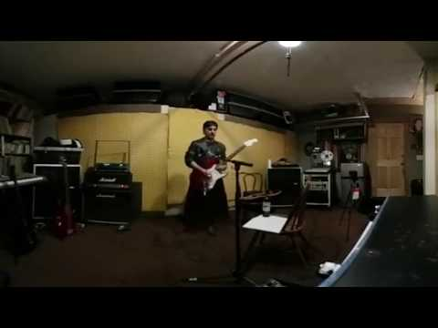 nightspell 13 shredding - electric guitar solo - 360 studio session