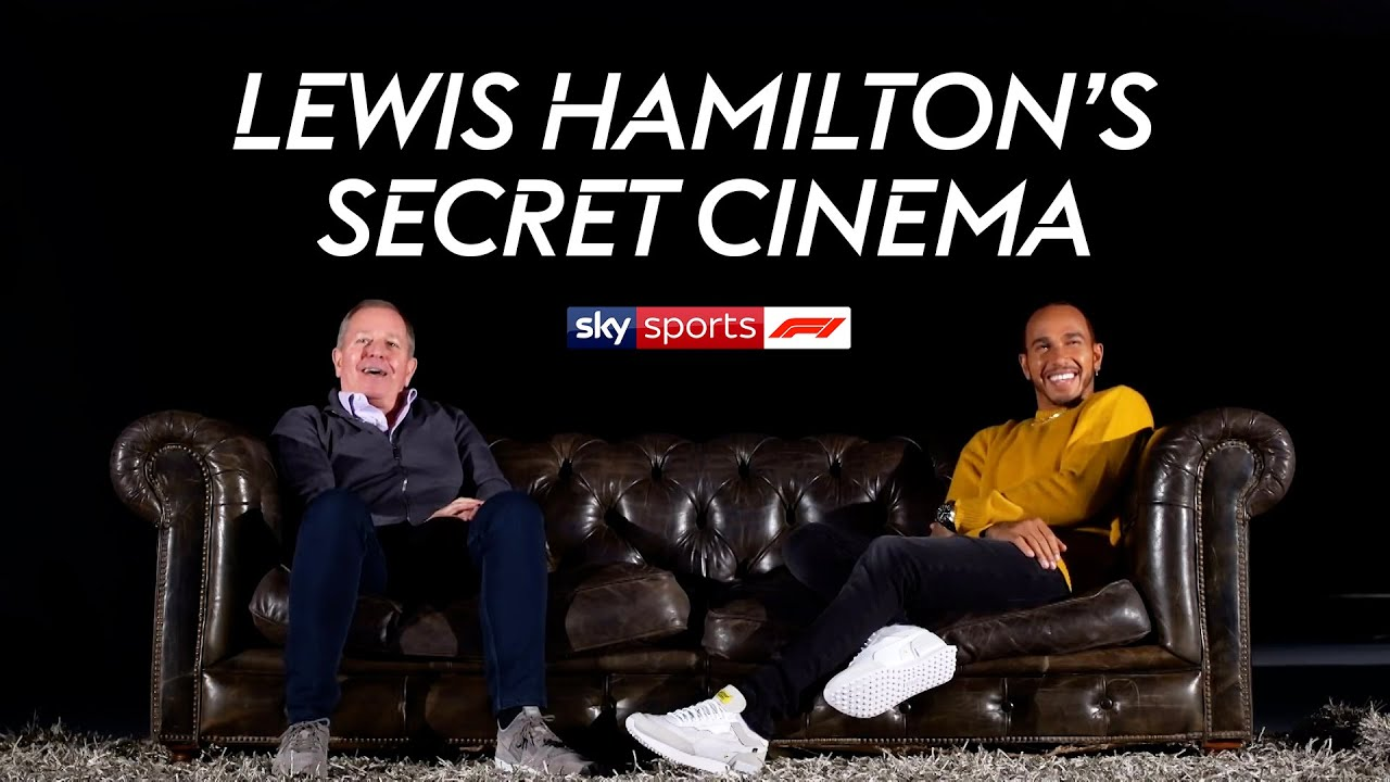 Lewis Hamilton reflects on the most magical moments in F1 history! | Secret Cinema
