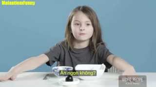 Video #4 Trẻ em mỹ nghĩ gì về đồ ăn sáng ở Việt Nam, American Kids Try Breakfasts From Around the World download MP3, 3GP, MP4, WEBM, AVI, FLV Mei 2018