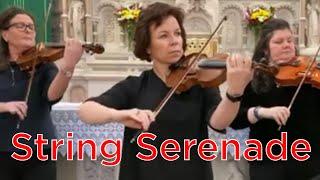 Canon in D [Live Version] (Johann Pachelbel) | Wedding String Quartet | ChurchMusicie YouTube Thumbnail