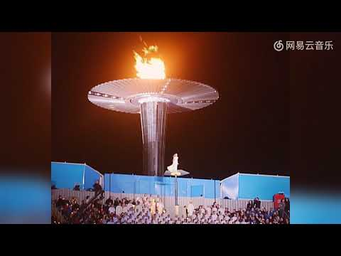 【HD】Nikki Webster - We'll Be One _ Sydney 2000 Olympics Closing Ceremony Song
