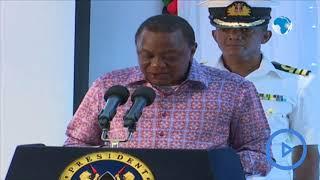 President Uhuru Kenyatta address at the African confederation of principals