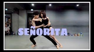 Señorita   Dance Cover   Shawn Mendes, Camila Cabello-Señorita / May J Lee X Austin Pak Choreography