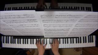 Treasure of life/嵐 ピアノ(伴奏) 中級アレンジ