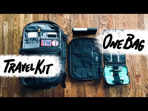 Massive Travel Bag Review: Minimalist Backpacks & Gear From Aer, Bond, And Wandrd