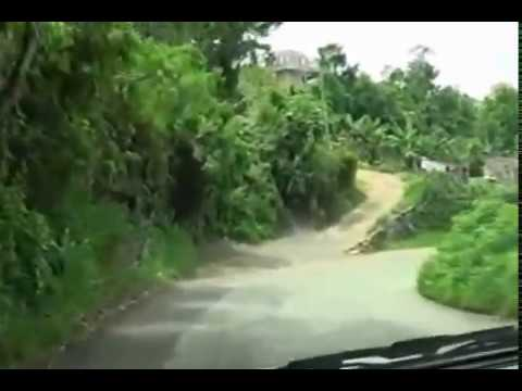 Aboukir to Cave Valley, St. Ann, Jamaica