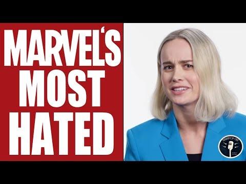 Brie Larson: Marvel's Kryptonite