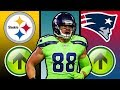 Jimmy Graham's Next NFL Team Will Be...