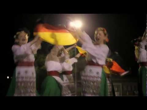 EM Song 2012 (Kunstrasen) Im Osten geht die Sonne auf
