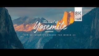 The heart of Yosemite 4k HDR | 8k HDR timelapse