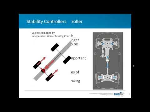 Vehicle Modeling and Simulation: Implementing a Torque-Vectoring Stability Controller
