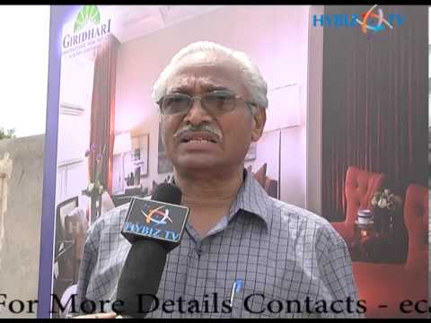 U.V. Sitapati Rao Consultant for Rainwater Harvesting at Villa Onyx Venture Launch