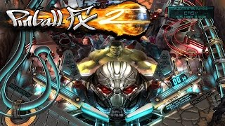 Marvel's Avengers: Age of Ultron Pinball Gameplay