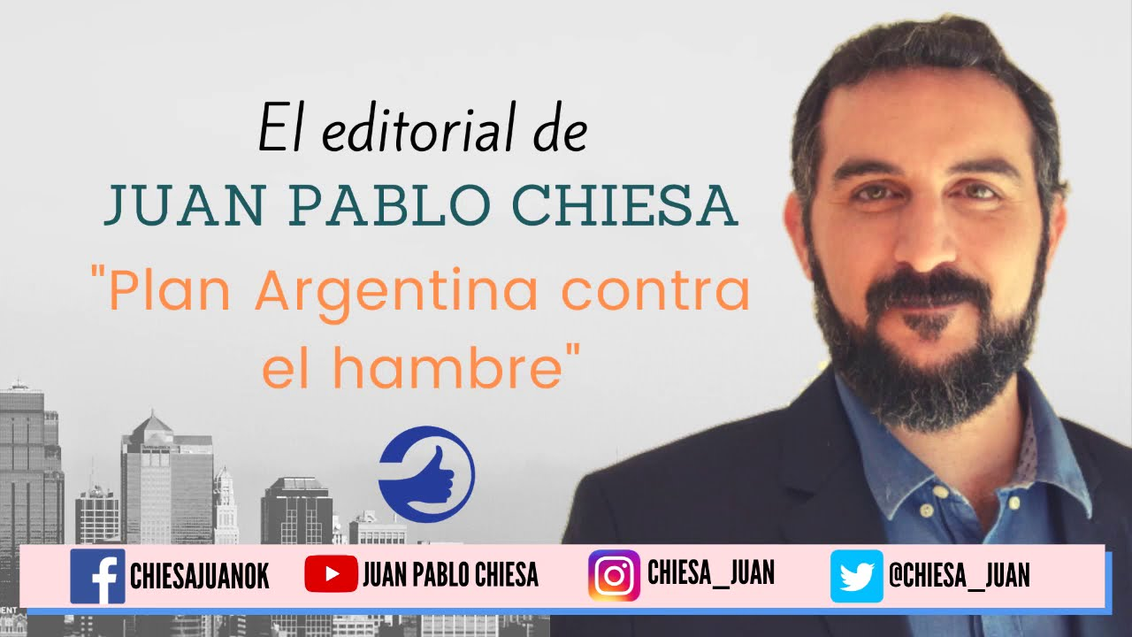Editorial: Plan Argentina contra el hambre