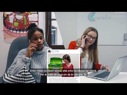 Thumbnail of video called Näillä vinkeillä selviät mediaviidakossa