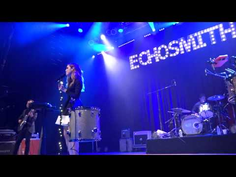 Echosmith - Tell Her You Love Her (live in San Diego)