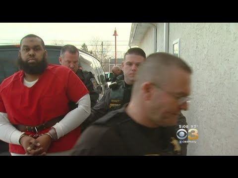 Man Sentenced In Shooting Of Folcroft Police Officer